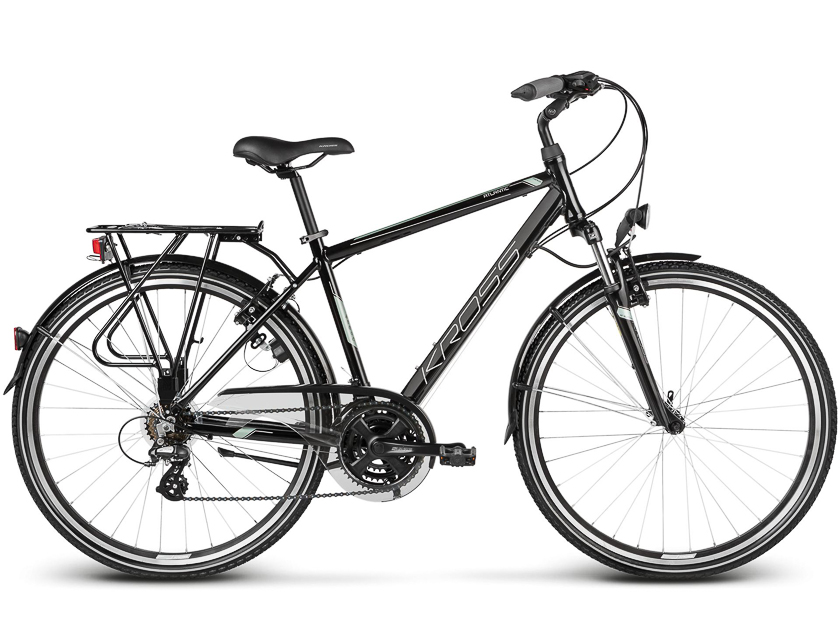 City bike standard black-900
