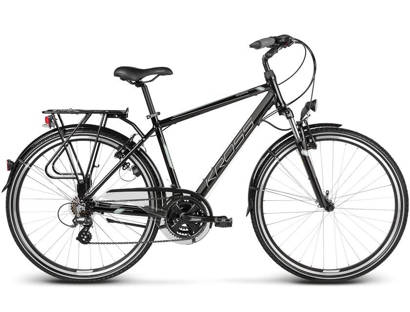City bike standard black-900