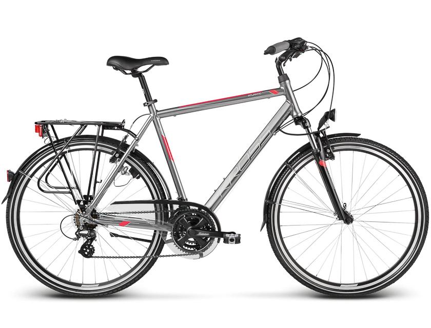 City bike standard silver-900