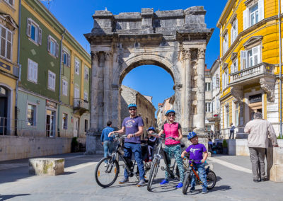 Pula Bike Tour