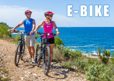 Kamenjak Easy E-bike Tour