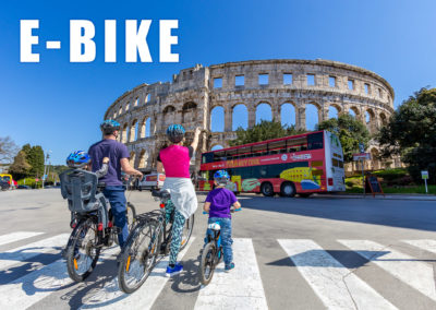 Pula E-Bike Tour
