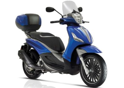 Scooter 300 cc ABS