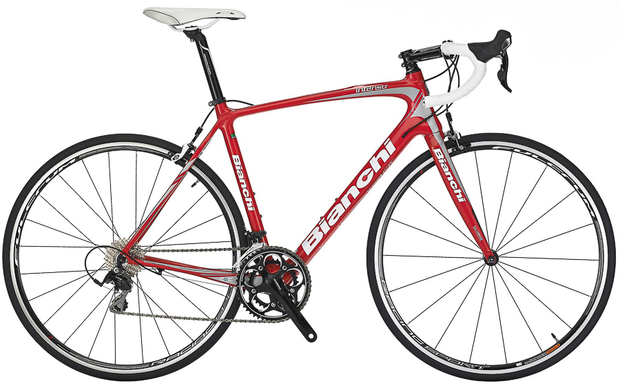 Bianchi Intenso red-900